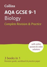 AQA GCSE 9-1 Biology All-in-One Revision and Practice