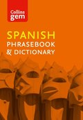 Collins Spanish Phrasebook and Dictionary Gem Edition: Essential phrases and words (Collins Gem)