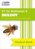 S1 to National 4 Biology