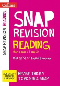 Reading (for papers 1 and 2): AQA GCSE 9-1 English Language