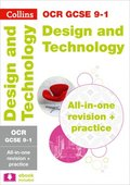 OCR GCSE 9-1 Design &; Technology All-in-One Revision and Practice
