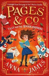 Pages &; Co.: Tilly and the Bookwanderers