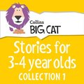 Stories for 3 to 4 year olds: Collection 1