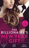 Billionaire's New Year Gift: The Billionaire and His Boss (The Hunt for Cinderella) / The Billionaire's Scandalous Marriage / The Unexpected Holiday Gift