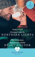 Christmas Under The Northern Lights / Mistletoe Kiss With The Heart Doctor: Christmas Under the Northern Lights / Mistletoe Kiss with the Heart Doctor (Mills & Boon Medical)