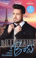 Billionaire Boss: Hot. Single. Billionaire.: Fiance in Name Only / One Month with the Magnate / Miss Prim and the Billionaire