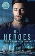 Hot Heroes: Undercover Temptation: An Honorable Seduction (The Westmoreland Legacy) / Still Waters / Falco: The Dark Guardian