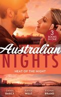 Australian Nights: Heat Of The Night: The Costarella Conquest / Prince of Scandal / A Breathless Bride