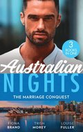 Australian Nights: The Marriage Conquest: A Perfect Husband (The Pearl House) / Shackled to the Sheikh / Kidnapped for the Tycoon's Baby