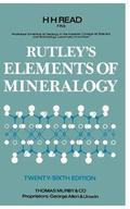 Rutley's Elements of Mineralogy