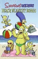 Simpsons Comics Beach Blanket Bongo