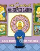 The Simpsons Masterpiece Gallery: A Big Book of Posters