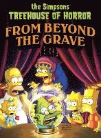 Simpsons Treehouse of Horror from Beyond the Grave