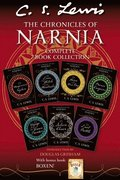 Chronicles of Narnia Complete 7-Book Collection