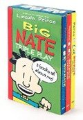 Big Nate Triple Play: Big Nate in a Class by Himself/Big Nate Strikes Again/Big Nate on a Roll
