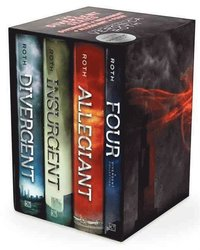 The Divergent Series: Divergent, Insurgent, Allegiant, Four