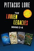 Lorien Legacies: Books 2-5 Collection