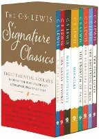 The C. S. Lewis Signature Classics (8-Volume Box Set): An Anthology of 8 C. S. Lewis Titles: Mere Christianity, the Screwtape Letters, Miracles, the G
