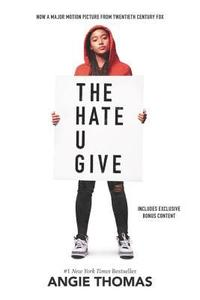 Hate U Give Movie Tiein Edition Internat