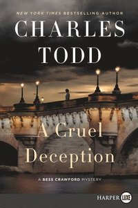 A Cruel Deception [Large Print]