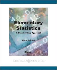 Elementary Statistics A Step By Step Approach Intl Ed Allan