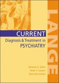Current Diagnosis & Treatment in Psychiatry
