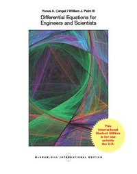 Differential Equations for Engineers and Scientists (Int'l Ed)