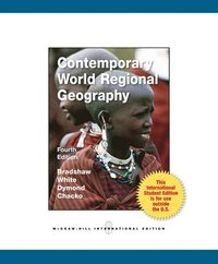 Contemporary World Regional Geography (Int'l Ed)
