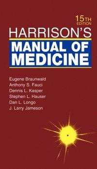 Harrisons Manual Of Medicine 17th Edition Pdf