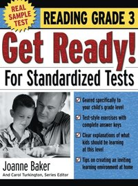 Get Ready! For Standardized Tests : Reading Grade 3