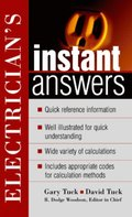 Electrician's Instant Answers