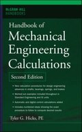 Handbook of Mechanical Engineering Calculations, Second Edition