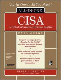 CISA Certified Information Systems Auditor All-in-One Exam Guide Book/CD Package