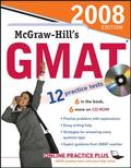 McGraw-Hill's GMAT with CD, 2008 Edition