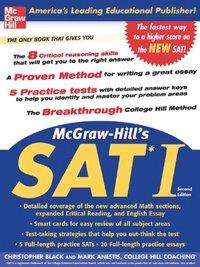 Mcgraw Hill S Sat I Second Edition E Bok Christopher Black