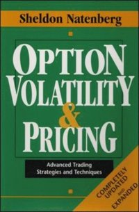 Option volatility and pricing strategies book by sheldon natenberg