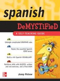 Spanish Demystified - Jenny Petrow - E-bok (9780071596558