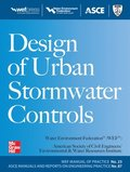 Design of Urban Stormwater Controls, MOP 23