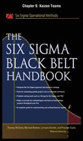Six Sigma Black Belt Handbook, Chapter 9