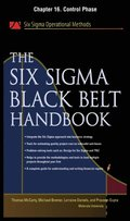 Six Sigma Black Belt Handbook, Chapter 16