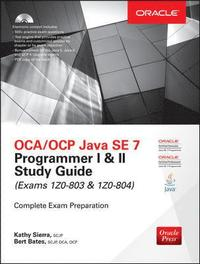 OCP Java SE 7 Programmer Study Guide 6th Edition Book/CD Package