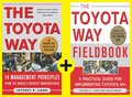 Toyota Way - Management Principles and Fieldbook (EBOOK BUNDLE)