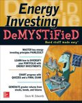 Energy Investing DeMystified