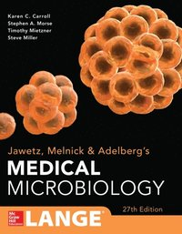 Jawetz Melnick & Adelbergs Medical Microbiology 27 E