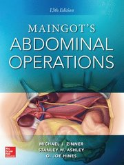 Maingot's Abdominal Operations. 13th edition