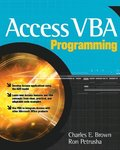 Access VBA Programming