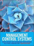 EBOOK: Management Control Systems: European Edition