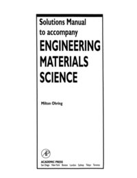 materials science of thin films milton ohring bok 9780125249751 rh bokus com Lava Lamp Science Fair Project Board thermodynamics in materials science solution manual
