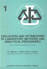 Evaluation and Optimization of Laboratory Methods and Analytical Procedures