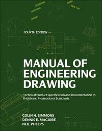 Manual of Engineering Drawing: Technical Product